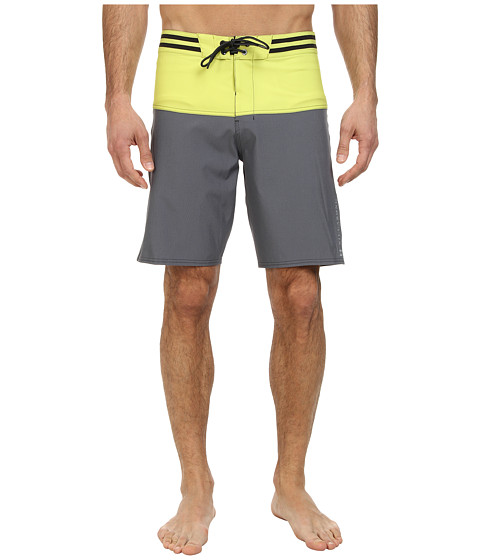 Billabong - Flip Heather Boardshort (Neo Lime) Men