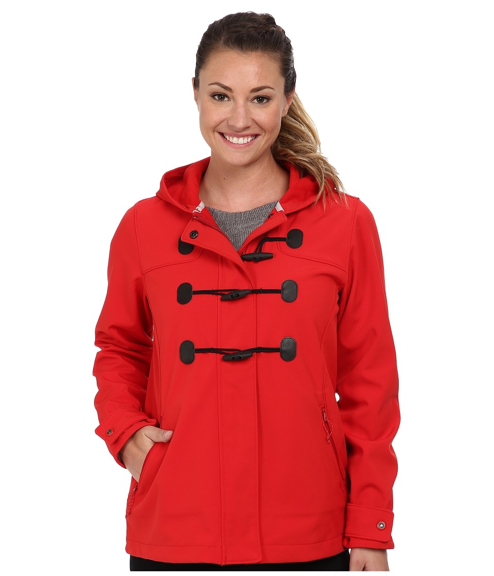 Woolrich - Passage Softshell (Old Red) Women's Coat