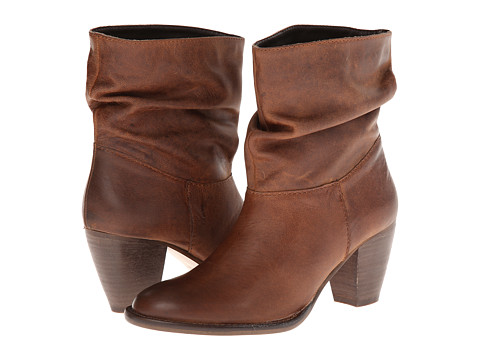 Steven Welded (Cognac) Women's Boots
