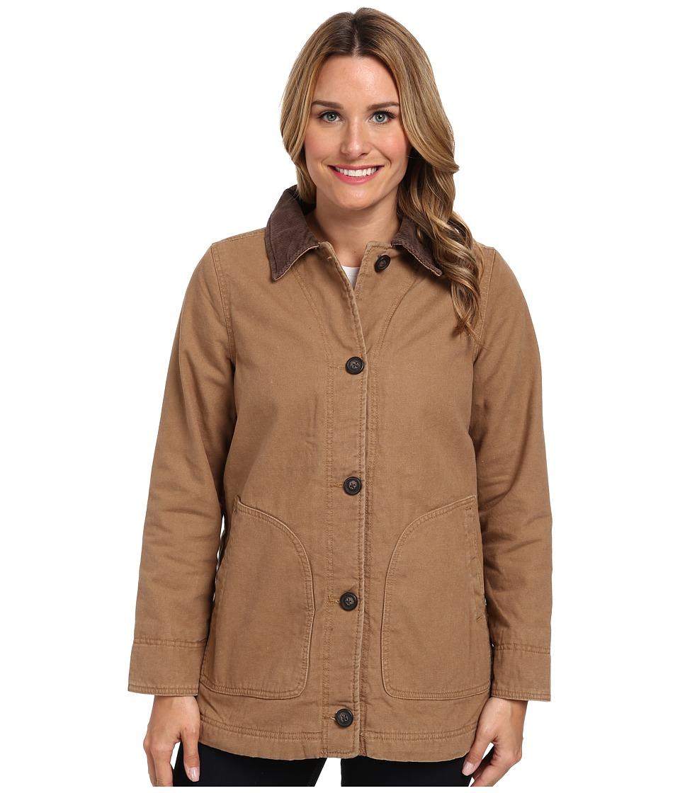 Woolrich - Dorrington Barn Jacket (Sediment) Women's Jacket