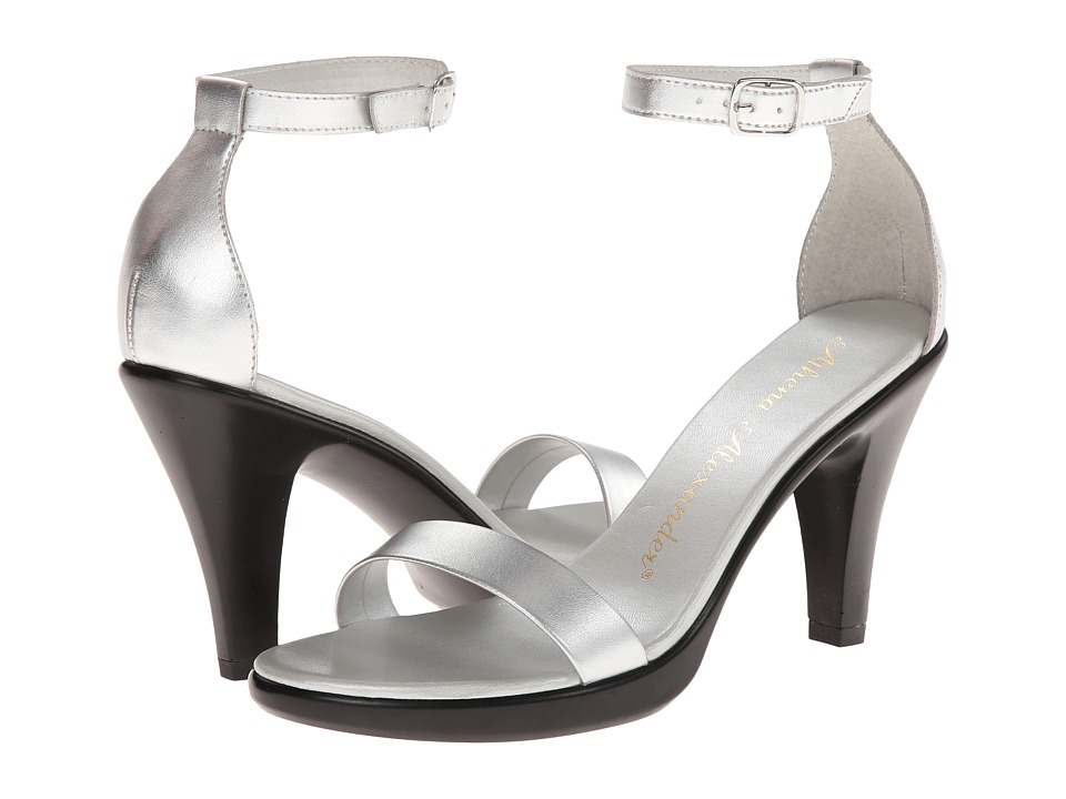 Athena Alexander - Hart (Silver) Women's Shoes