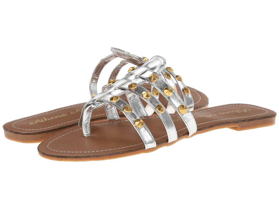 Athena Alexander - Rosetta (Silver) Women's Shoes