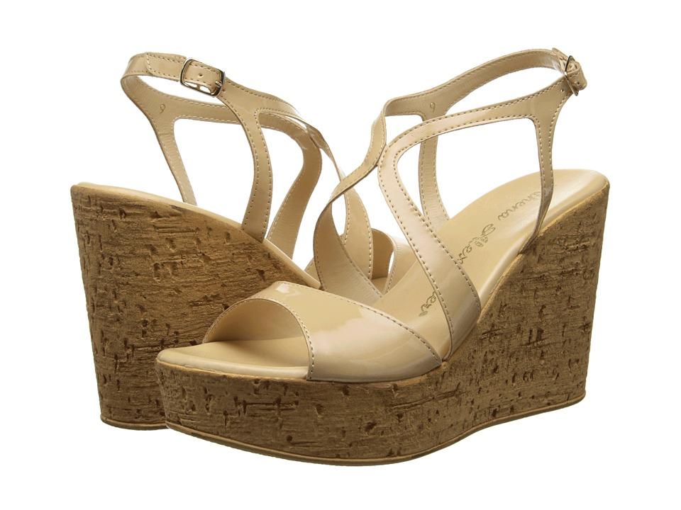 Athena Alexander - Pindar (Nude Patent) Women's Shoes