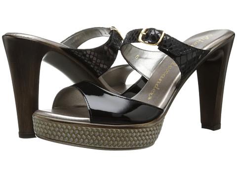 Athena Alexander - Lilie (Black Combo) Women's Shoes