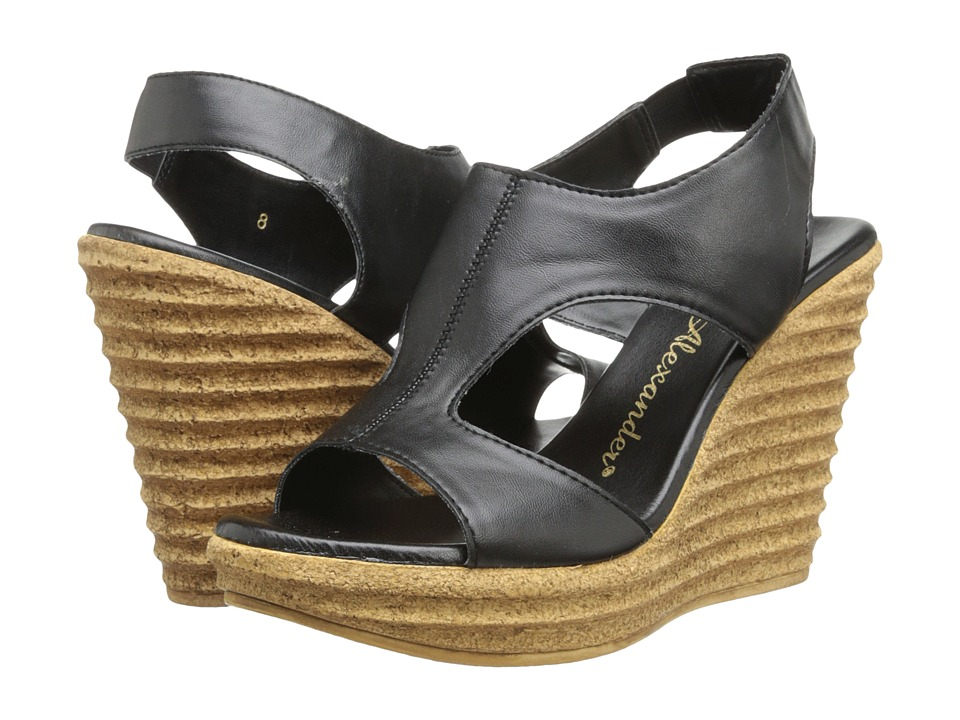Athena Alexander - Click (Black) Women's Shoes