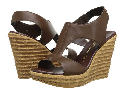Athena Alexander - Click (Brown) Women's Shoes