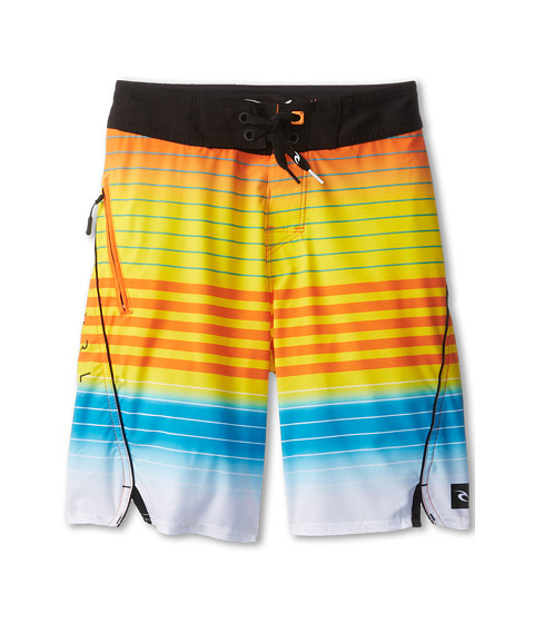 Rip Curl Kids - Mirage Aggrotrippin Boardshort (Big Kids) (Neon Orange) Boy