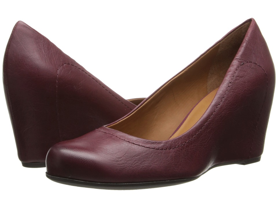 Franco Sarto - Olivia (Wine Leather) Women's Shoes