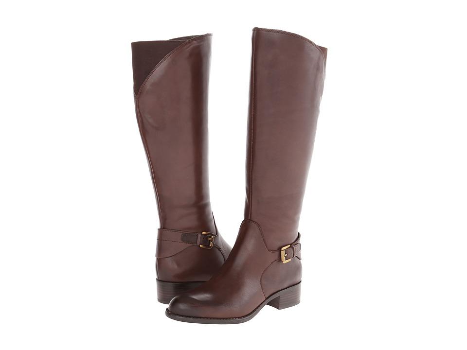 Franco Sarto - Craze (Oxford Brown Leather) Women