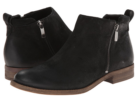Franco Sarto - Haverly (Black Leather) Women's Shoes