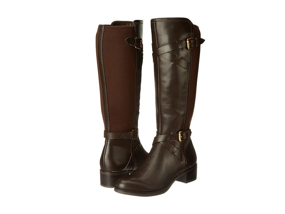 Franco Sarto - Chrome (Oxford Brown Leather) Women