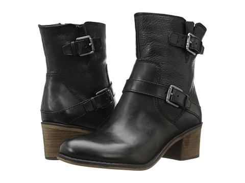 Franco Sarto - Larisa2 (Black Leather) Women's Shoes