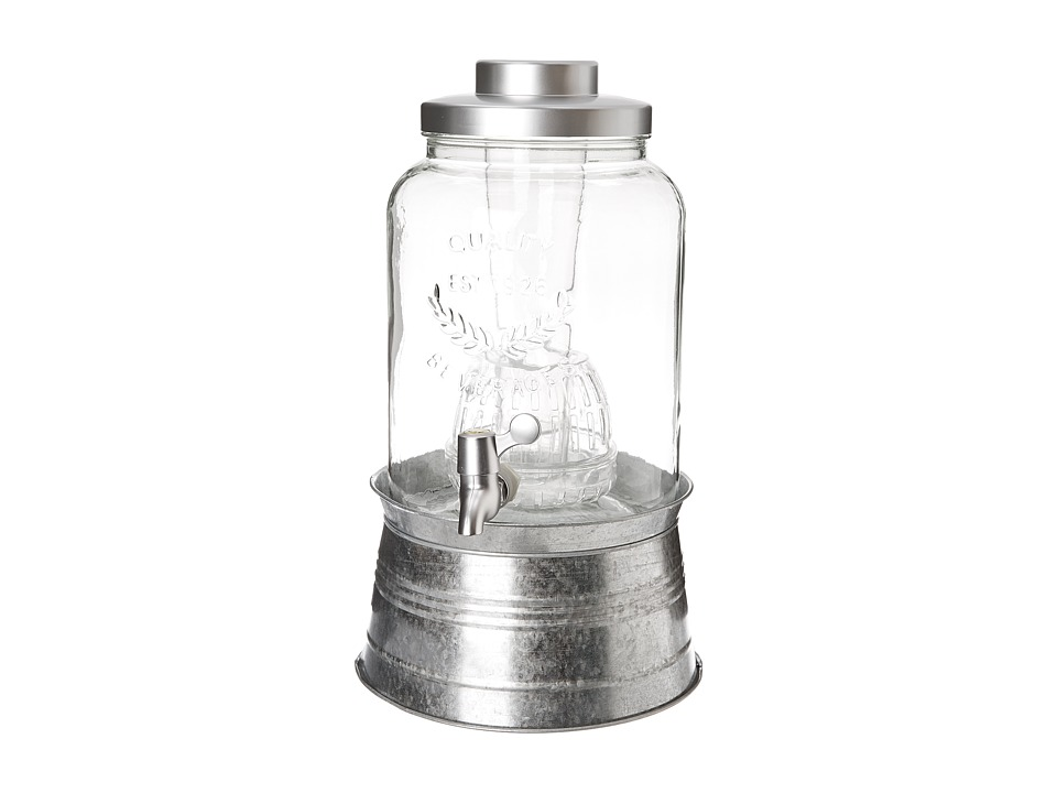 Artland - Oasis Beverage Jar With Chiller Infuser (Multi) Glassware Cookware