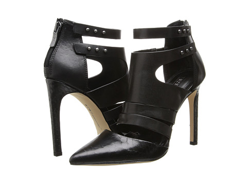 BCBGeneration - Canon (Black Winter Snake) High Heels
