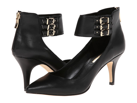 BCBGeneration - Opera (Black Silky Suede) High Heels