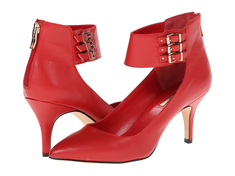 BCBGeneration - Opera (Red Kid Suede) High Heels