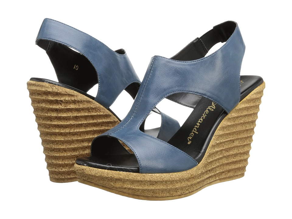 Athena Alexander - Click (Blue) Women's Shoes