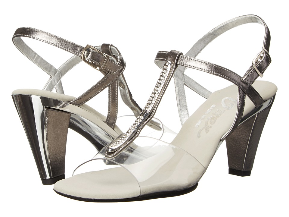 Onex - Tania (Pewter) Women's Dress Sandals
