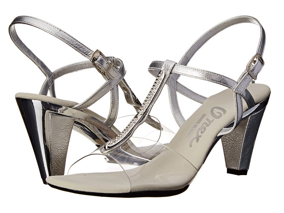 Onex - Tania (Silver) Women's Dress Sandals