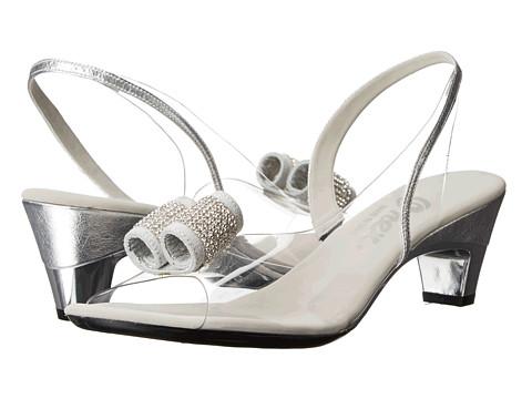 Onex - Suzette (Silver) Women's Dress Sandals