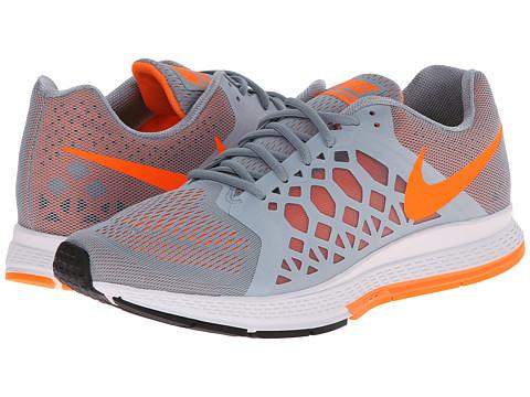 Nike - Zoom Pegasus 31 (Dove Grey/Bright Citrus/Total Orange) Men