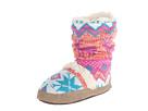 MUK LUKS Jenna Candy Coated Nordic (Mango Fizz) Women's Boots