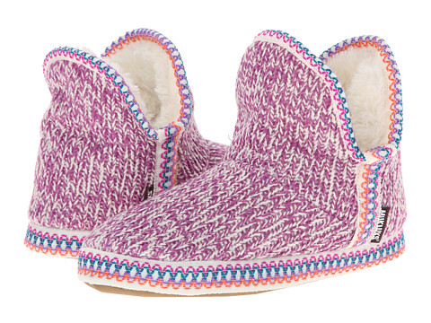 MUK LUKS - Amira Candy Coated Nordic (African Violet) Women's Slippers