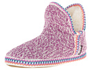 MUK LUKS Amira Candy Coated Nordic (African Violet) Women's Slippers