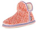 MUK LUKS Amira Candy Coated Nordic (Mango Fizz) Women's Slippers