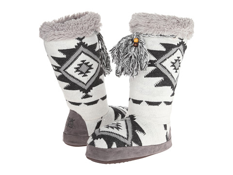 MUK LUKS - Grace Shades of Grey (Frost) Women's Pull-on Boots