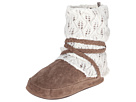 MUK LUKS Judie Festival (Light Brown)