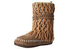 MUK LUKS Ricki Festival (Brown) Women's Boots
