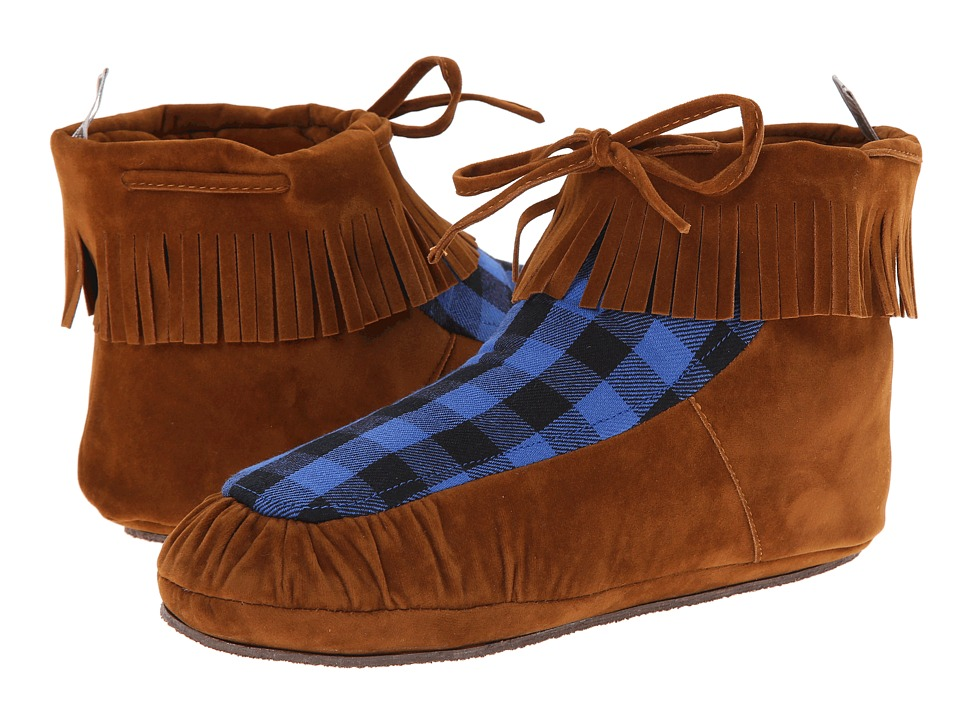 MUK LUKS - Jenni Festival (Brown) Women