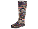 MUK LUKS Aubrie Rain Boot (Concord Grape)