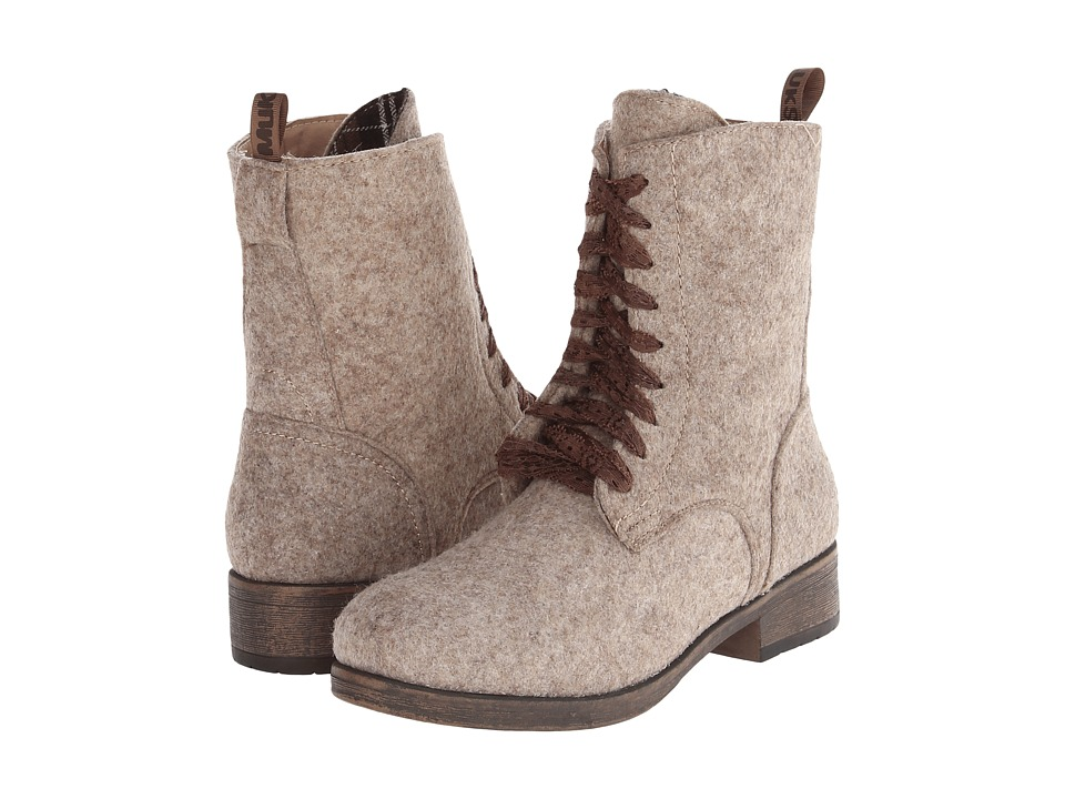 MUK LUKS - Savanna (Grey) Women's Boots