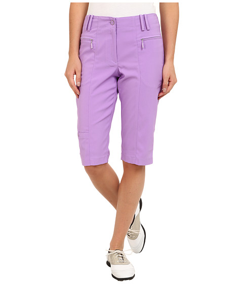 DKNY Golf - Candi 24 Knee Capri (Violetta) Women