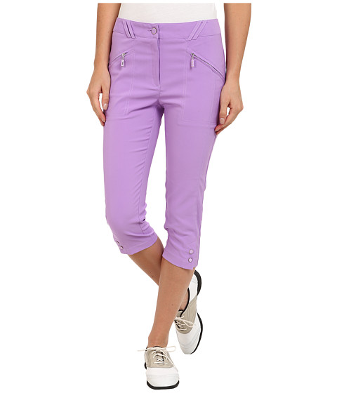 DKNY Golf - Jean 28.5 Pedal Pusher (Violetta) Women's Capri