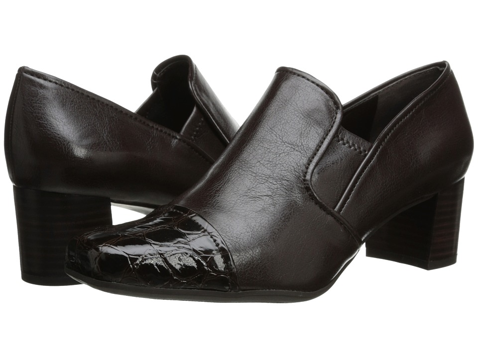 Franco Sarto - Maggie (Moka/Tmoro) Women's Shoes
