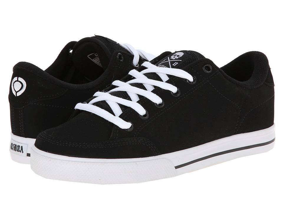 Circa AL50 (Black/White) Men's Shoes