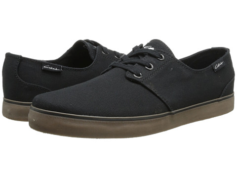 Circa - Crip (Black/Gum 1) Men's Skate Shoes