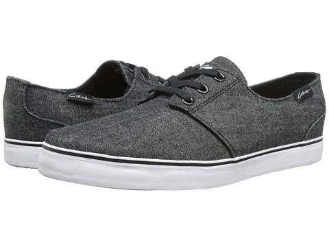 Circa - Crip (Black/Denim 1) Men's Skate Shoes