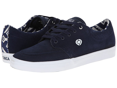 Circa - Transit (Peacoat/Seaport) Men's Skate Shoes