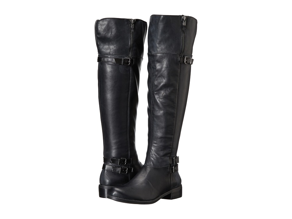 BCBGeneration - Krush (Black Tye Dye Leather) Women's Boots