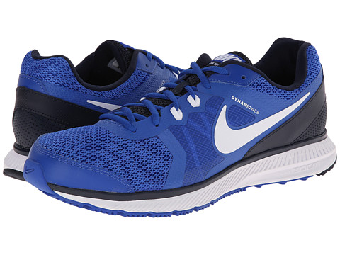 Nike - Zoom Winflo (Lyon Blue/Obsidian/White) Men