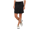 Jamie Sadock Zen Textured 18 in. Skort (Jet Black)