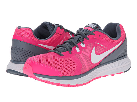 Nike - Zoom Winflo (Pink Pow/Blue Graphite/White) Women's Running Shoes