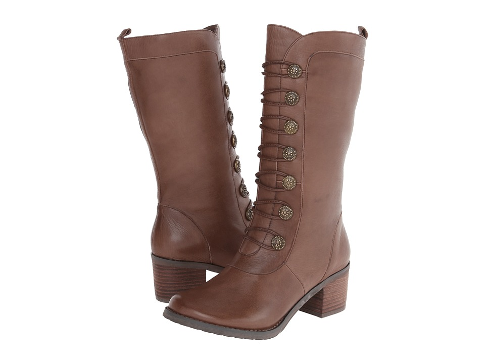 Miz Mooz - Normandy (Caf ) Women's Boots