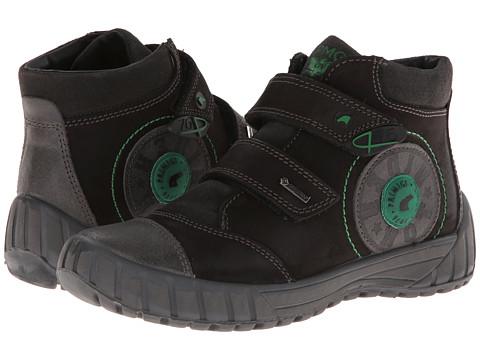 Primigi Kids - Toni (Little Kid) (Black) Boys Shoes