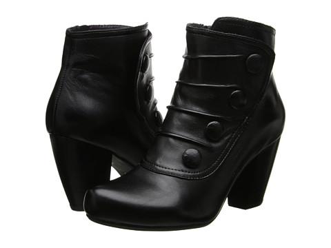 Miz Mooz - Denise (Black) Women's Shoes