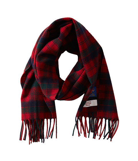 Pendleton - Whisperwool Muffler (Robertson Red) Scarves